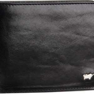 Braun Büffel Geldbörse Basic Gaucho 33143 Geldbörse Schwarz ab 119.00 (149.00) Euro im Angebot