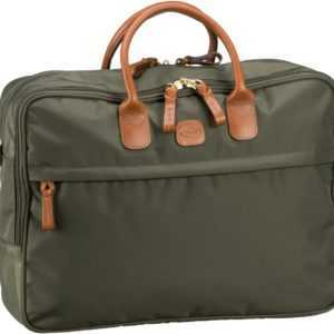 Bric's Aktentasche X-Travel Aktenmappe 45125 Oliva ab 125.00 (145.00) Euro im Angebot
