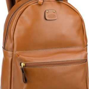 Bric's Rucksack / Daypack Life Pelle Rucksack 3290 Cuoio ab 289.00 (389.00) Euro im Angebot