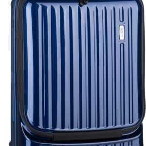 Bric's Trolley + Koffer Riccione Trolley 8028 Blu ab 215.00 (225.00) Euro im Angebot