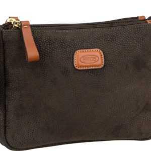 Bric's Umhängetasche Life Damentasche 3867 Olivegrün ab 159.00 () Euro im Angebot