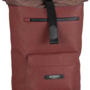 Brooks England Laptoprucksack Rivington Backpack Small Red (16 Liter) ab 221.00 (275.00) Euro im Angebot