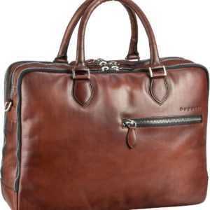 Bugatti Aktentasche Domus Briefcase Cognac ab 246.00 (259.00) Euro im Angebot