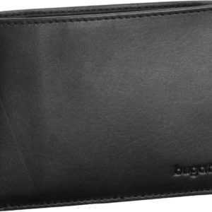 Bugatti Geldbörse Primo Coin Wallet 8 Kartenfächer Schwarz ab 36.90 (45.90) Euro im Angebot