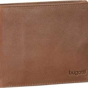 Bugatti Geldbörse Volo Coin Wallet 9 Kartenfächer Cognac ab 42.90 (49.90) Euro im Angebot