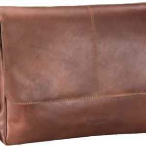 Bugatti Notebooktasche / Tablet Grinta Shoulder Bag Large Cognac ab 179.00 () Euro im Angebot