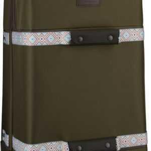 Burton Trolley + Koffer Wheelie Double Deck Travel Bag Keef Ballistic (86 Liter) ab 268.00 (310.00) Euro im Angebot