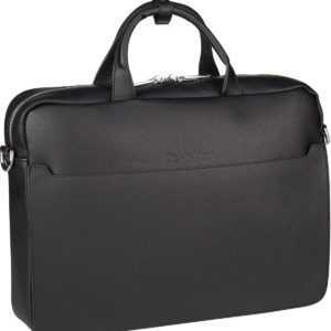 Calvin Klein Aktentasche Silver 1G Laptop Bag Black/Steel Blue ab 135.00 (159.00) Euro im Angebot