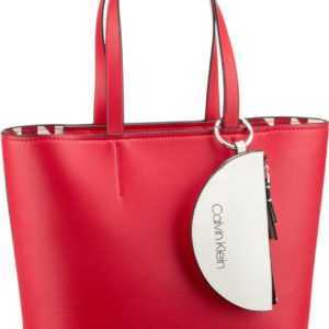 Calvin Klein Handtasche CK Must Medium Shopper K6050 Lipstick Red ab 125.00 (149.00) Euro im Angebot
