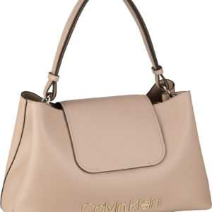 Calvin Klein Handtasche Dressed Up Top Handle Nude ab 145.00 () Euro im Angebot