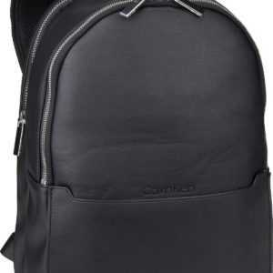 Calvin Klein Rucksack / Daypack Silver 2G Round Backpack Black/Steel Blue ab 135.00 (159.00) Euro im Angebot