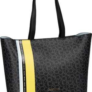 Calvin Klein Shopper Monogram EW Shopper Black Mono/Lime ab 125.00 () Euro im Angebot