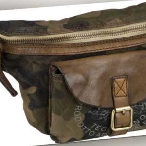 Campomaggi Gürteltasche Ermes C17680 Camouflage Camouflage/Militare/Stampa Grigio ab 205.00 () Euro im Angebot