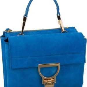 Coccinelle Handtasche Arlettis Suede 55B7 Signal Blue ab 216.00 (270.00) Euro im Angebot