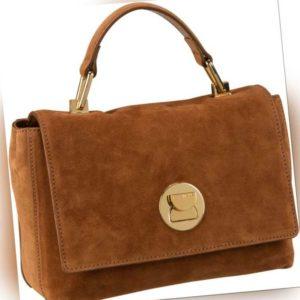 Coccinelle Handtasche Liya Suede 5840 Caramel ab 254.00 (270.00) Euro im Angebot