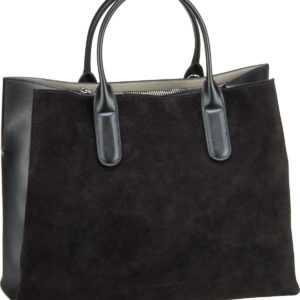 Coccinelle Handtasche Sandy Bimaterial 1801 Nero ab 325.00 () Euro im Angebot