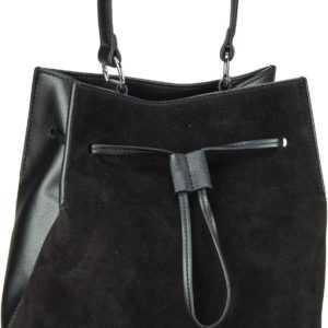 Coccinelle Handtasche Sandy Bimaterial 2301 Nero ab 323.00 () Euro im Angebot