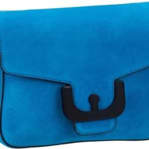 Coccinelle Umhängetasche Ambrine Cross Suede 1501 Signal Blue ab 197.00 (240.00) Euro im Angebot