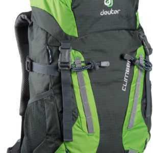 Deuter Wanderrucksack Climber Anthracite/Spring (22 Liter) ab 48.90 (59.95) Euro im Angebot