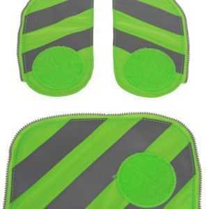 ergobag Zubehör cubo Sicherheitsset Reflektorstreifen Grün ab 16.90 () Euro im Angebot