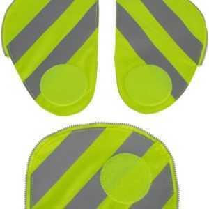 ergobag Zubehör pack Sicherheitsset Reflektorstreifen Gelb ab 16.90 (17.90) Euro im Angebot