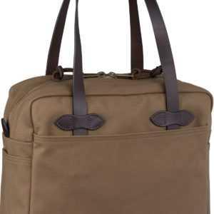 Filson Handtasche Tote Bag with Zipper Sepia (25 Liter) ab 269.00 () Euro im Angebot