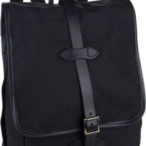 Filson Rucksack / Daypack Tin Cloth Backpack Black (17 Liter) ab 435.00 () Euro im Angebot