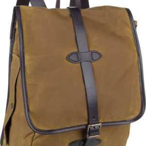 Filson Rucksack / Daypack Tin Cloth Backpack Dark Tan (17 Liter) ab 435.00 () Euro im Angebot