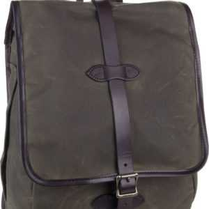 Filson Rucksack / Daypack Tin Cloth Backpack Ottergreen (17 Liter) ab 435.00 () Euro im Angebot