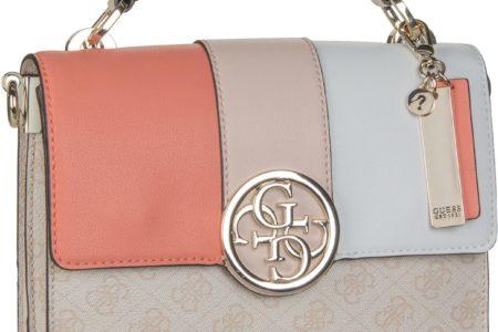 Guess Handtasche Bluebelle Top Handle Flap Blush |