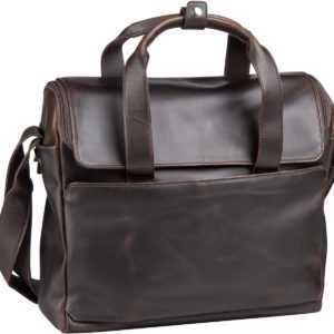 Harold's Aktentasche 2in1 2665 Notebookbag mit Kurzgriff (15 Inch) Braun ab 349.00 () Euro im Angebot