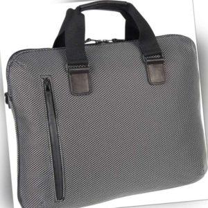 Jost Aktenmappe Mesh 6189 Business Bag Silver ab 199.00 () Euro im Angebot