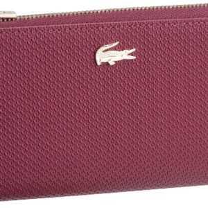 Lacoste Kellnerbörse Chantaco Zip Wallet 2071 Tawny Port/Peacoat ab 126.00 () Euro im Angebot