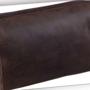 Leonhard Heyden Kulturbeutel / Beauty Case Salisbury 7615 Kulturbeutel Braun ab 82.90 (99.90) Euro im Angebot