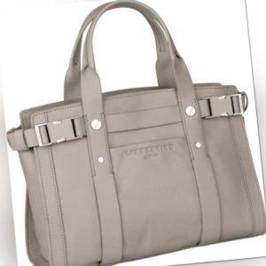 Liebeskind Berlin Handtasche Sporty Satchel M String Grey ab 249.00 () Euro im Angebot