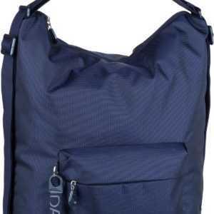 Mandarina Duck Handtasche MD20 Hobo Backpack QMT09 Dress Blue ab 96.90 (110.00) Euro im Angebot