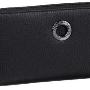 Mandarina Duck Kellnerbörse Mellow Leather Wallet FZP61 Nero ab 78.90 (95.00) Euro im Angebot