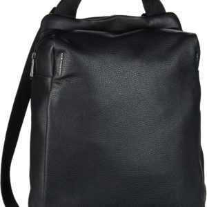 Mandarina Duck Rucksack / Daypack Mellow Leather Backpack FZT99 Nero ab 183.00 (245.00) Euro im Angebot