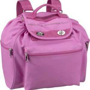 Mandarina Duck Rucksack / Daypack Utility Backpack UQT01 Fuxia Pink ab 112.00 (140.00) Euro im Angebot