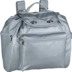 Mandarina Duck Rucksack / Daypack Utility Backpack UQT01 Silver Metal ab 138.00 (140.00) Euro im Angebot
