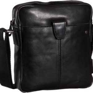 Marc O'Polo Umhängetasche Crossbody Bag M Veg Oily Buffalo Black ab 159.00 () Euro im Angebot