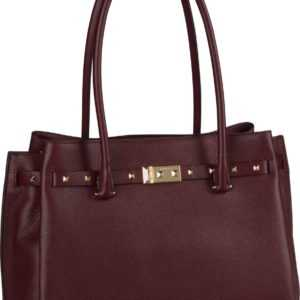 Michael Kors Handtasche Addison Large Tote Oxblood ab 315.00 (395.00) Euro im Angebot