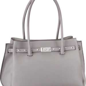 Michael Kors Handtasche Addison Large Tote Pearl Grey ab 395.00 () Euro im Angebot