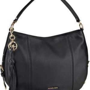 Michael Kors Handtasche Brooke Large Hobo Black ab 295.00 (395.00) Euro im Angebot