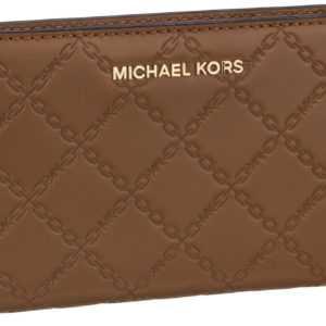 Michael Kors Kellnerbörse Jet Set LG Card Case Carryall Chain Acorn ab 125.00 () Euro im Angebot