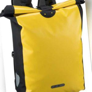 Ortlieb Rucksack / Daypack Messenger-Bag Gelb-Schwarz (39 Liter) ab 97.90 () Euro im Angebot