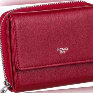 Picard Geldbörse Bingo 9445 Rot ab 40.90 (49.90) Euro im Angebot