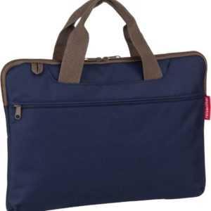 reisenthel Aktenmappe networkbag Dark Blue (5 Liter) ab 21.90 (24.90) Euro im Angebot