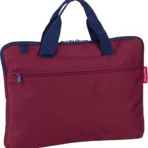 reisenthel Aktenmappe networkbag Dark Ruby (5 Liter) ab 21.90 (24.90) Euro im Angebot