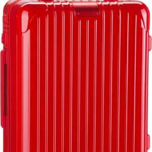 Rimowa Trolley + Koffer Essential Cabin Red Gloss (36 Liter) ab 500.00 () Euro im Angebot